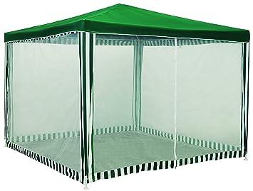 Wolder Brico BCM330000 Tonnelle avec moustiquaire: Amazon.fr: Jardin