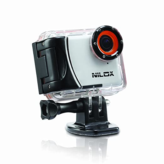 40 opinioni per Nilox Mini Action Cam HD Ready 720p, 30 fps, Bianco
