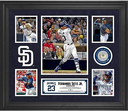 Fernando Tatis Jr  San Diego Padres Framed 5-Photo Collage