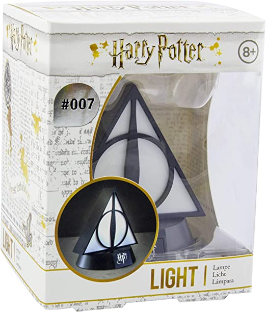 Paladone 3D Harry Potter Lampe Gleis 9 3//4 Rot