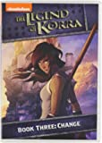 Legend of Korra: Book Three - Change [DVD] [Import]