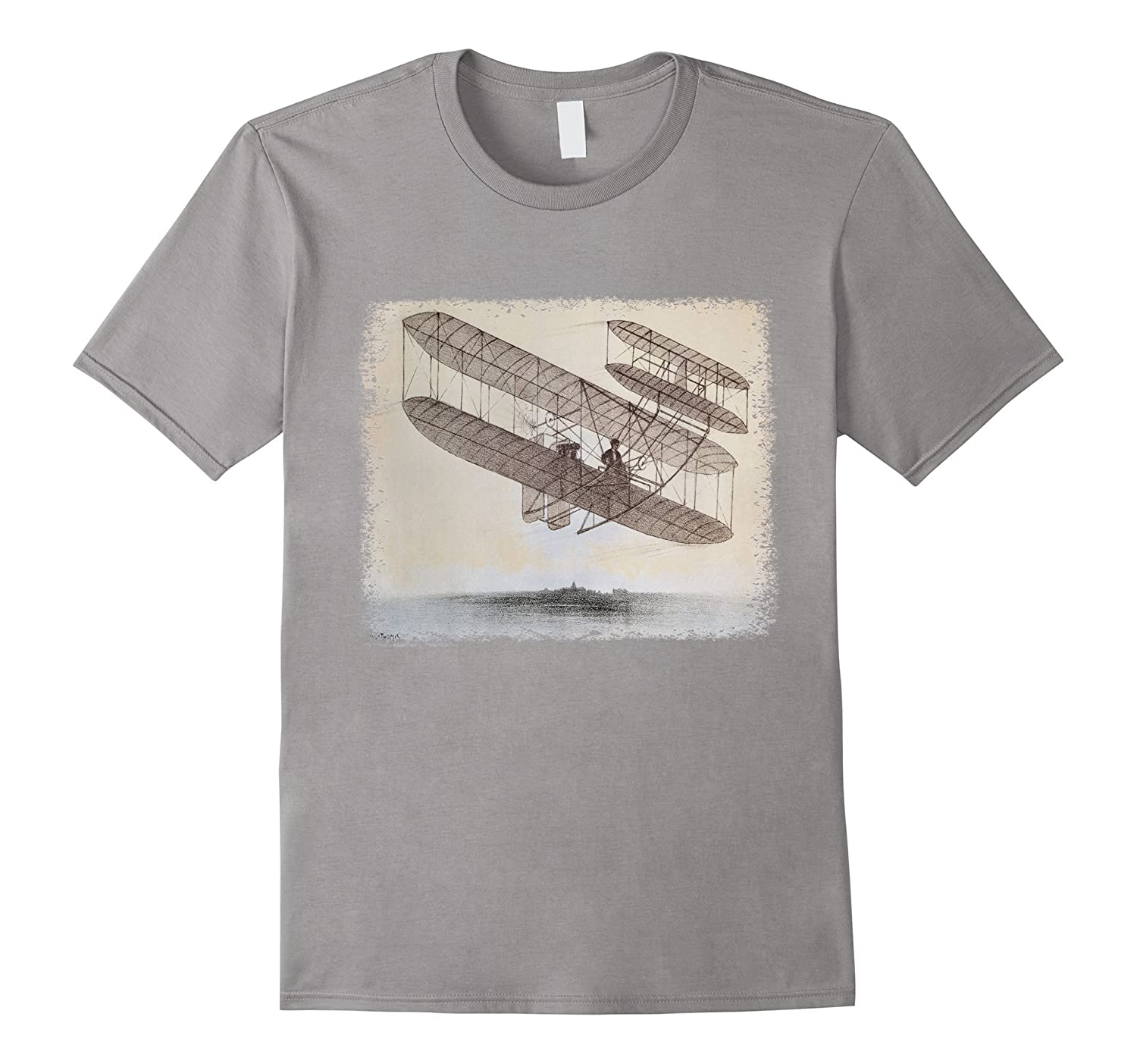 Seventeenth December - Wright Brothers Day T-Shirt-Art