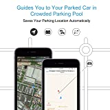 Car locator and car parking time reminder, Wpow USB 2.0 Male to Female Coupler Type A Extender Connection Adapter, work with car charger in the car