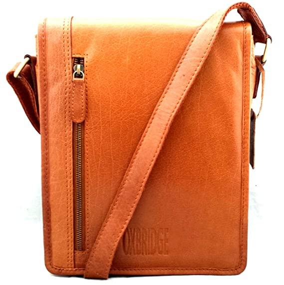e00727d53a21 Men's Lady's Luxury Leather Bags, Tan Leather Man Bag Ideal for ...