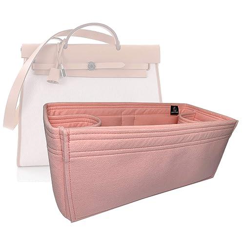 71d875028b Amazon.com: Zoomoni Hermes Herbag 39 Bag Insert Organizer - Premium Felt ( Handmade/14 Colors): Handmade