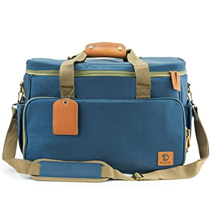 5909c43aaf1b Yoho Dog s Travel Bag. Large Stylish Waterproof Durable Canvas. Perfect for  Traveling