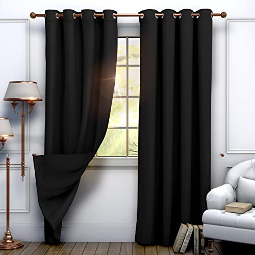 Curtains Blackout 96 inch