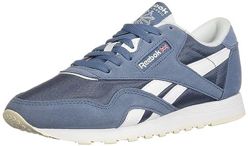 d8046571d28 Image Unavailable. Image not available for. Color  Reebok Women s Classic  Nylon Walking Shoe ...