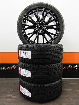 Seat Ateca 5 FP KH 8J 19 pulgadas Llantas Neumáticos de invierno invierno ruedas Rondell 07rz nuevo: Amazon.es: Coche y moto