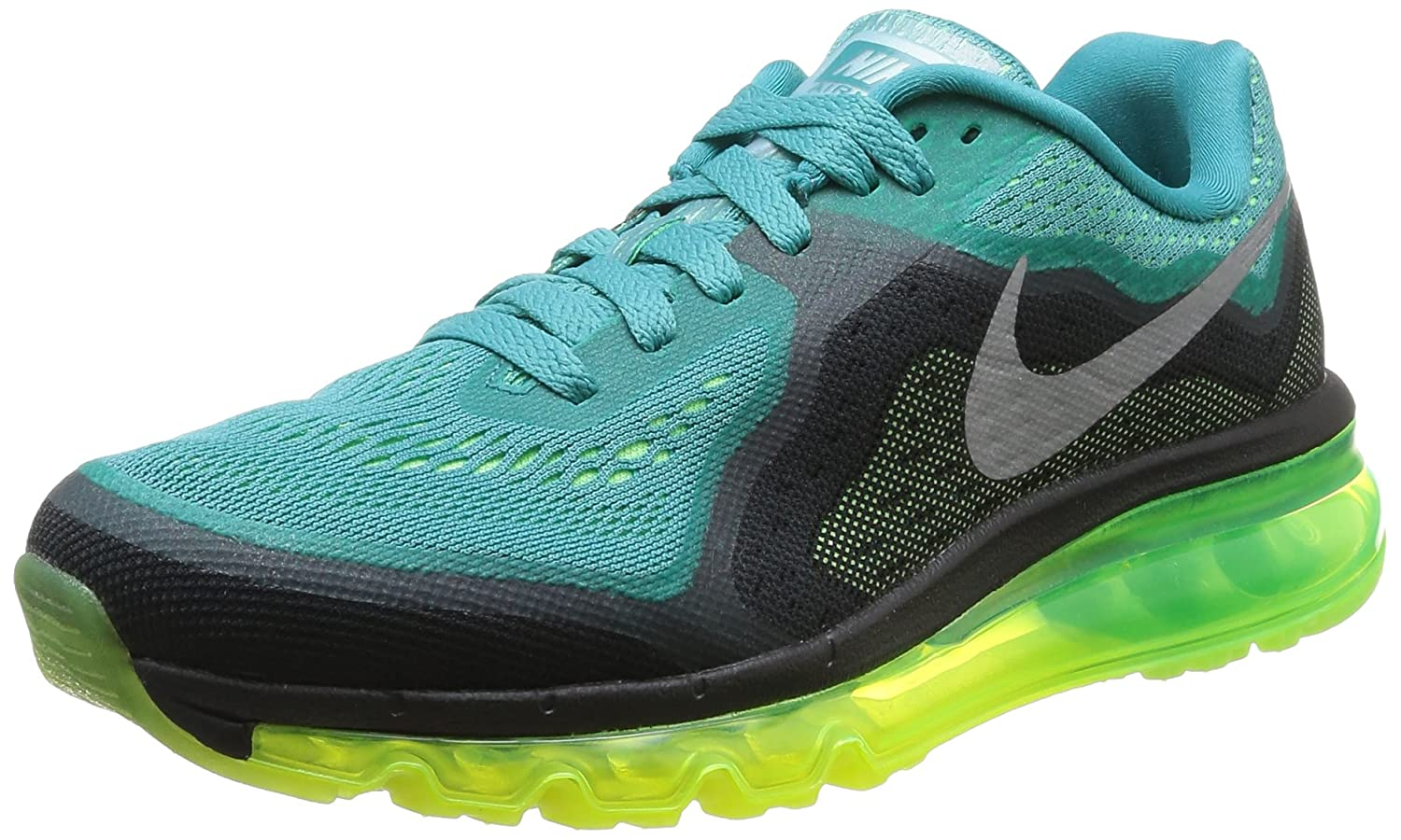 buy popular e89b7 3a0f9 Amazon.com   Nike Air Max 2014 Womens Running Shoes 621078-415   Road  Running