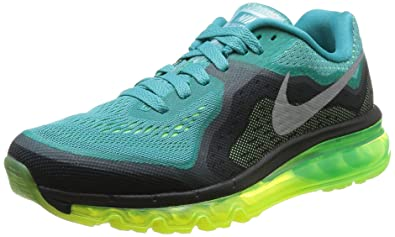 on sale 24908 24560 Nike Womens Wmns Air Max 2014, BLACKREFLECT SILVER-ANTHRCT-DARK GREY