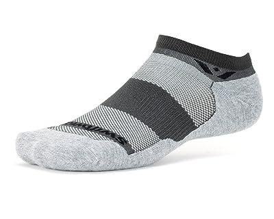 Swiftwick - Maxus ZERO, No-Show Socks for Running and Golf