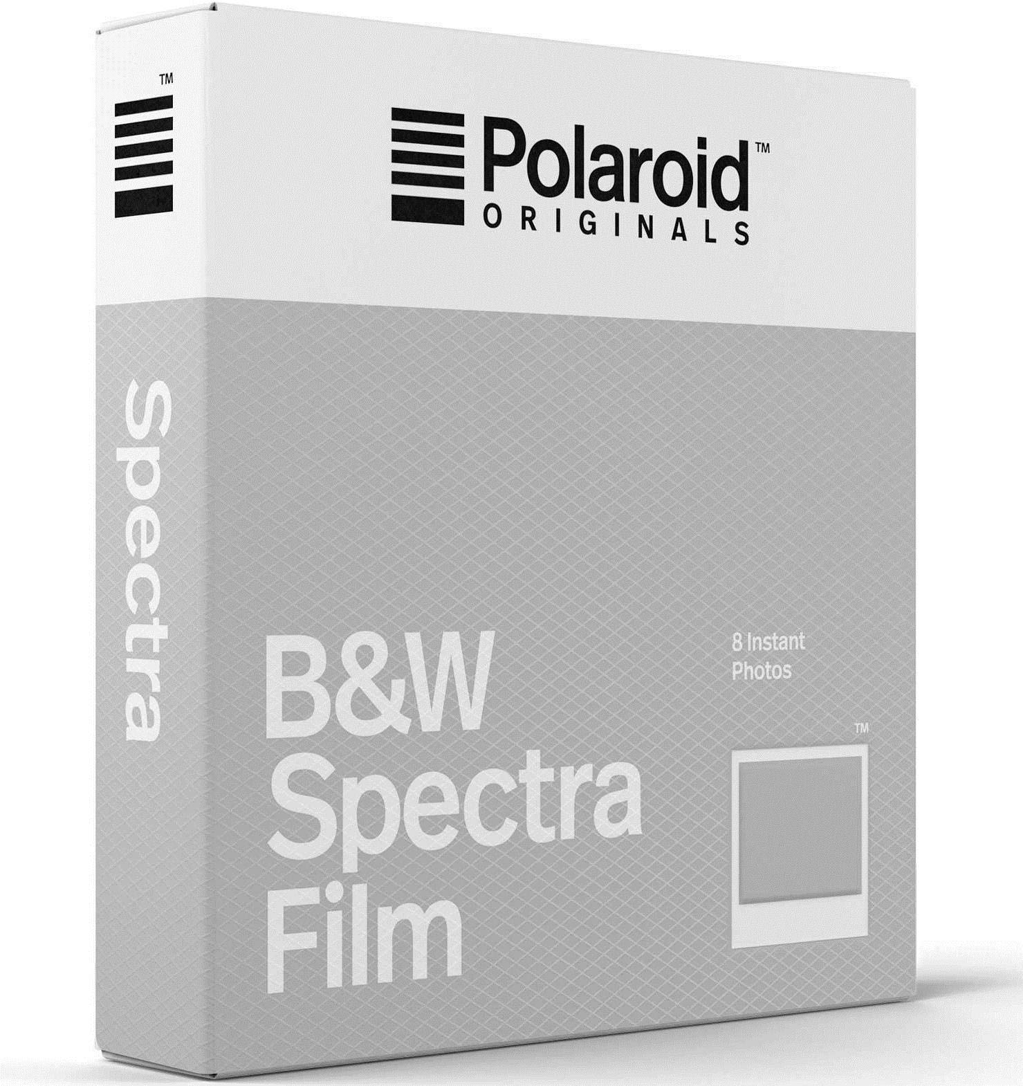 Polaroid Originals Instant Black and White Film for Spectra Cameras (10 Pack) by Polaroid (Image #3)