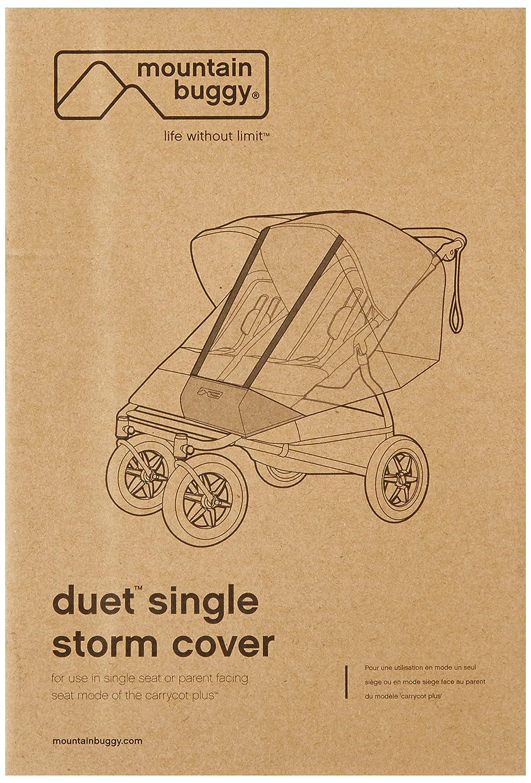 Mountain Buggy Duet Regenschutz EDD