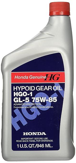 gypoid gear oil gl4/gl5 (honda hgo
