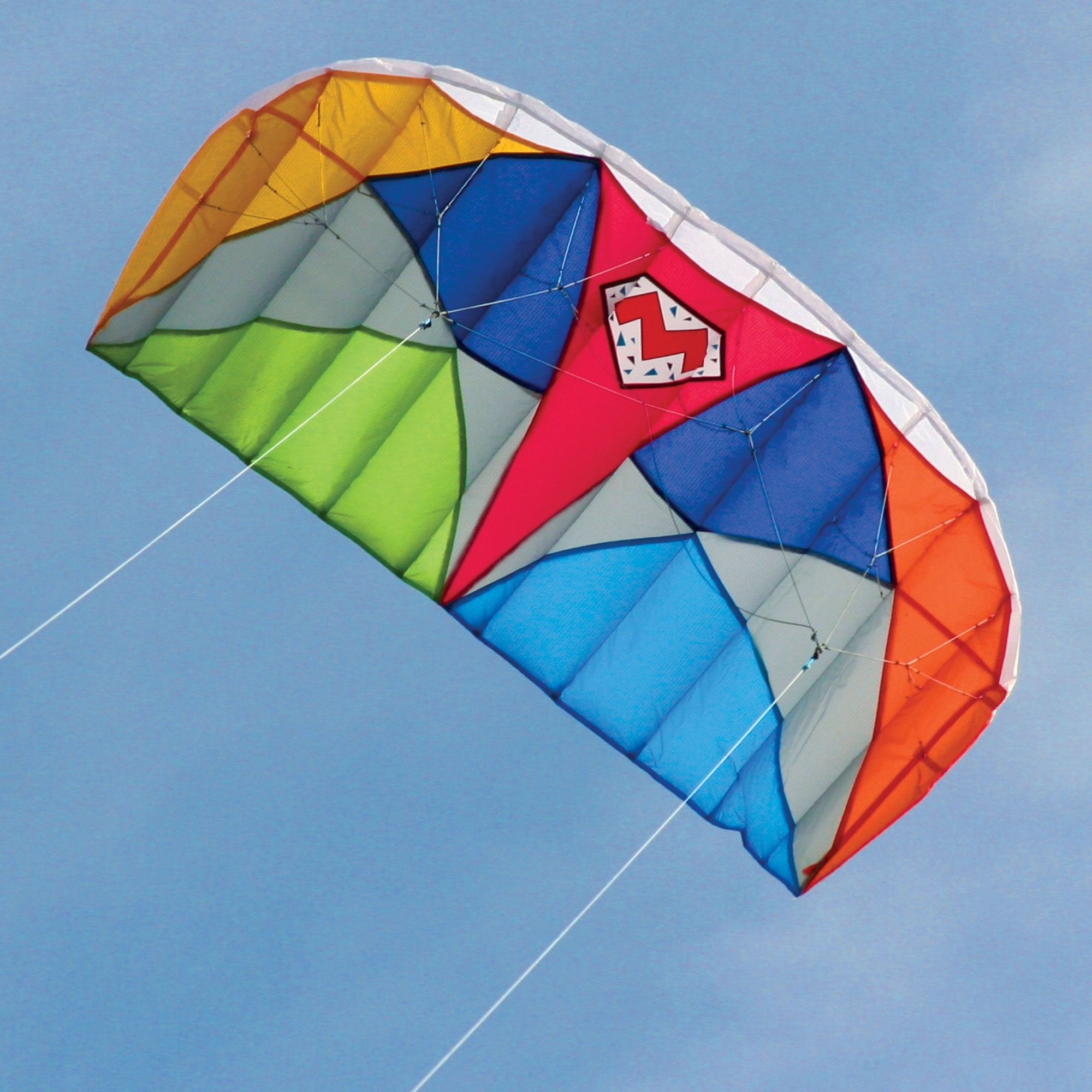 Mighty Bug 1.0 Dual line Airfoil Stunt Kite