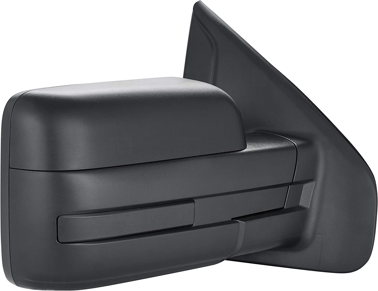 FO1321347 NEW PASSENGER SIDE MANUAL DOOR MIRROR FOR FORD F-150 2009 2010