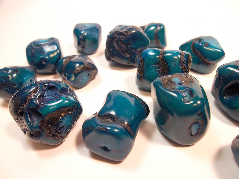 5Italiano Natural Coral Grandes Perlas India Zafiro Azul Piedras Preciosas Piedra Natural Forma Natural para Joyas Cadena Manualidades Coral Beads G627