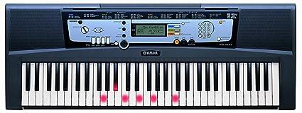 Yamaha EZ-200 teclado con teclas iluminadas (PA130A suministro de alimentación adicional)