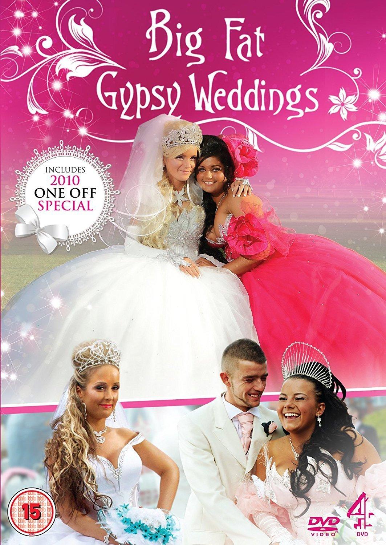 Big Fat Gypsy Wedding.Big Fat Gypsy Weddings Dvd Amazon Co Uk Barbara Flynn Thelma