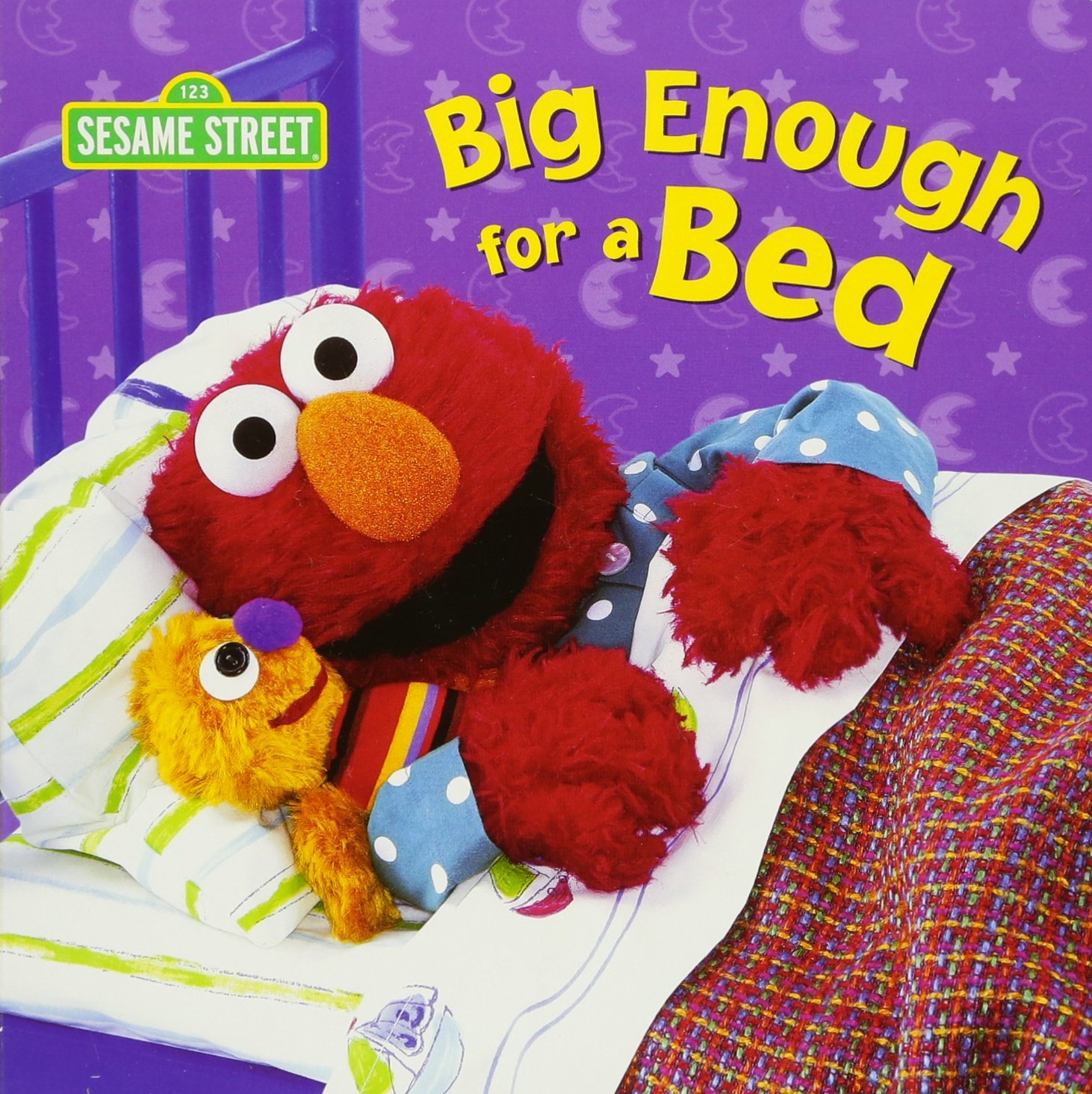 Big Enough Bed Sesame Street