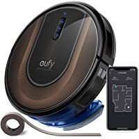 eufy by Anker, RoboVac G30 Hybrid, robotstofzuiger met Smart Dynamic Navigation 2.0, 2-in-1 vegen en dweilen, zuigkracht…
