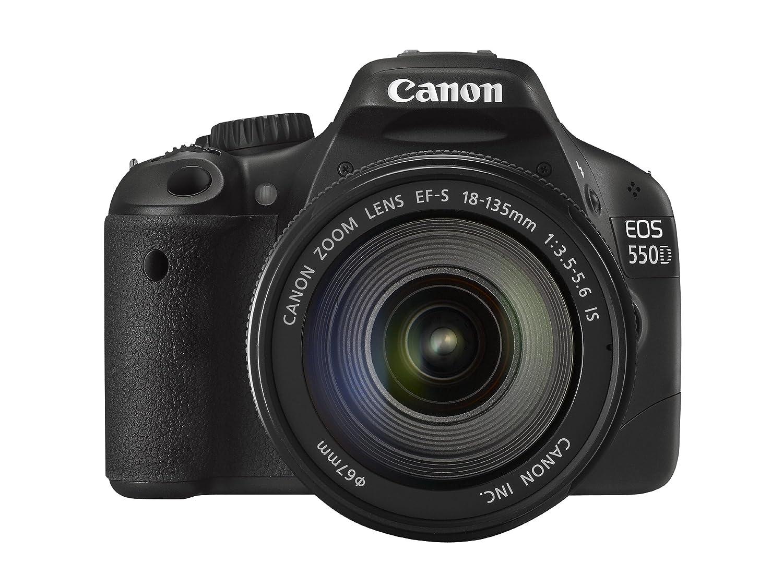 Canon EOS 550D - Cámara Réflex Digital 18.7 MP (Objetivo EF-S 18-135 IS) (Importado): Amazon.es: Electrónica