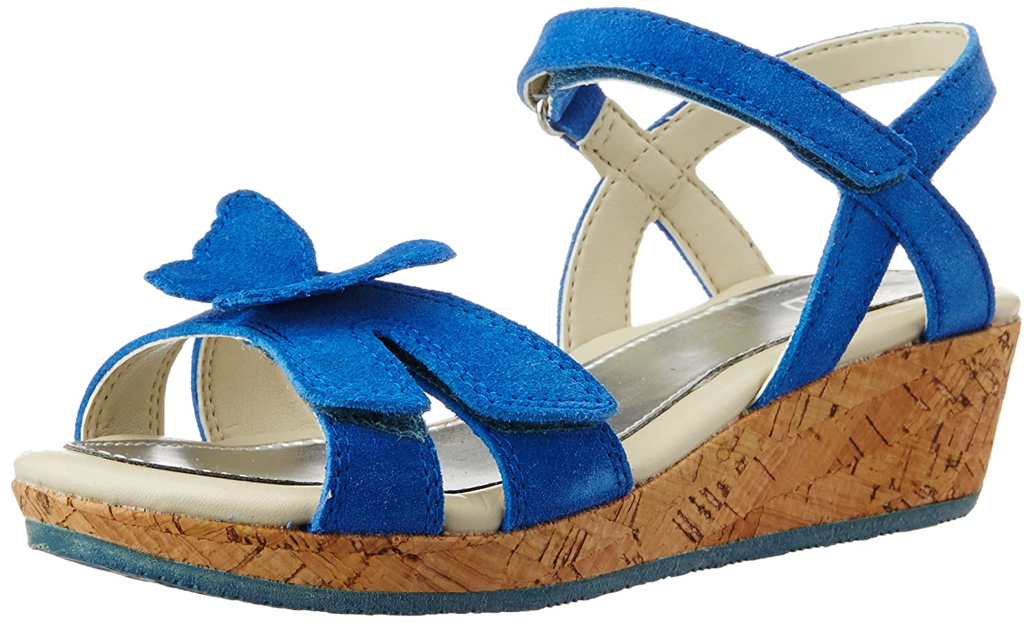 57aa7753990 Clarks Girl s Harpy Wings Fashion Sandals  Buy Online at Low Prices in  India - Amazon.in