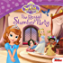 Sofia the First: The Royal Slumber Party (Disney Storybook (eBook)) (English Edition)