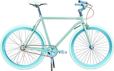 Martone Cycling Bicicleta Azul Pacific, Color Azul - Bleu Pacific ...