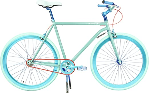 Martone Cycling Bicicleta Azul Pacific, Color Azul - Bleu Pacific ...