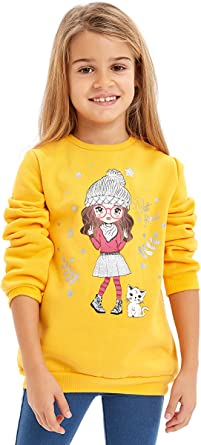 Kids Toddler Boy Girl Long Sleeve Knitted Sweater Tops Blouse Pullover 0-6Y 2018