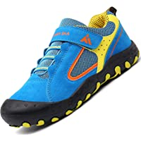 Mishansha Unisex Ligero Zapatillas de Deporte para Niños Niñas Sneakers Transpirable Cómodos Zapatos Casuales 26-38 EU