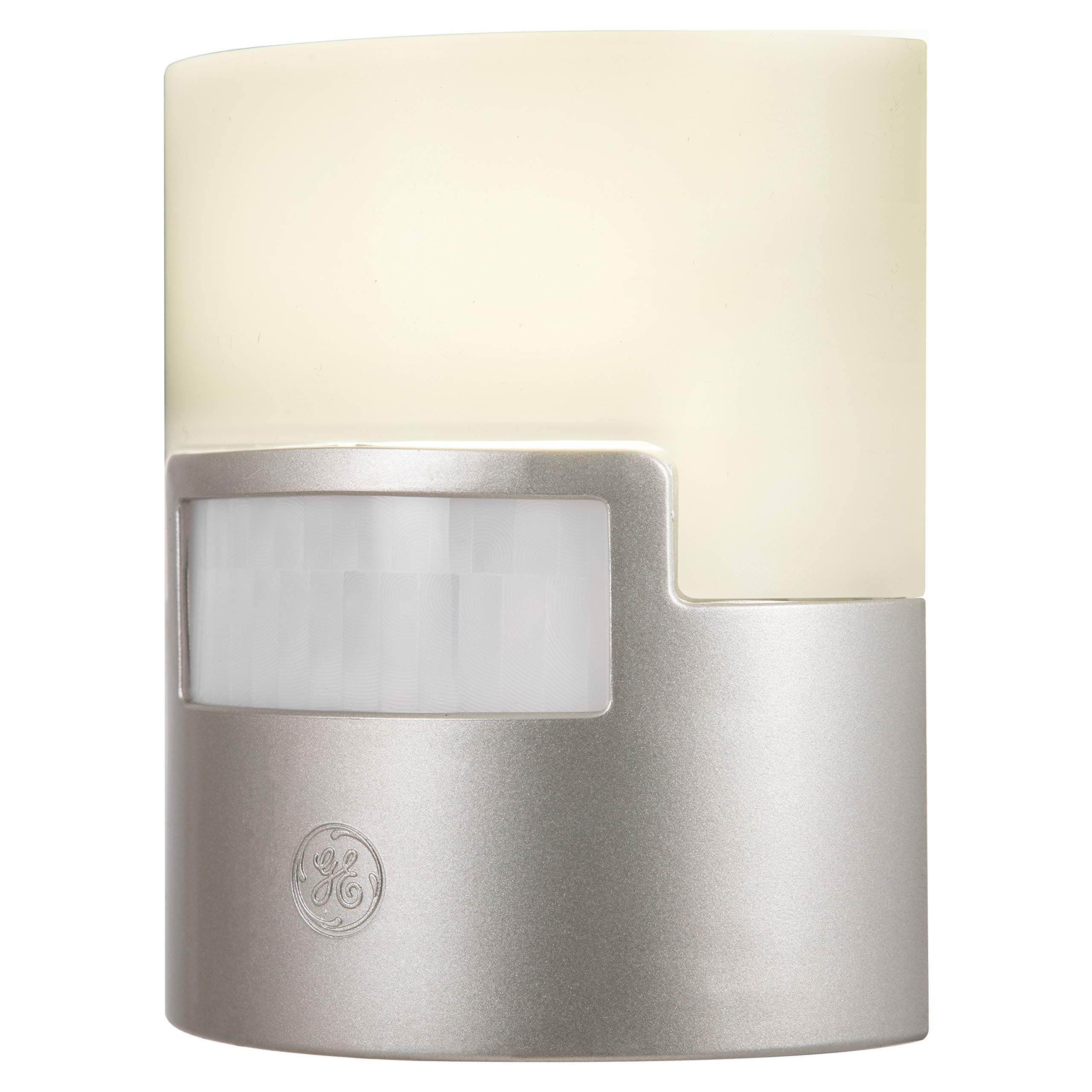 GE Silver LED Night Light