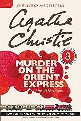 Murder on the Orient Express: A Hercule Poirot Mystery (Hercule Poirot series Book 10) Kindle Edition