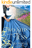 Two-Step with Tess: Sweet & Clean Historical Western Romance (The Matchmaker's Ball Book 1)
