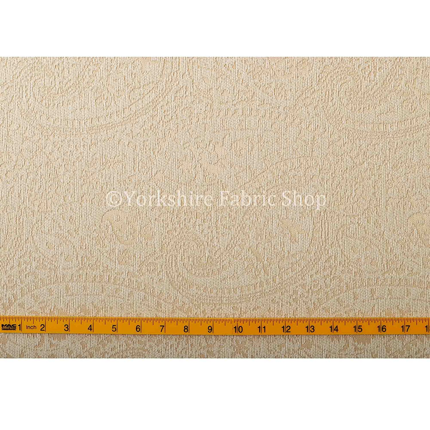 Yorkshire Fabric Shop Exclusiva Tela Color Crema Color Beige ...