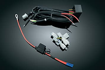 Amazon.com: Kuryakyn 7673 Motorcycle Accessory: Plug & Play Trailer Wiring  with Relay Harness for 2001-10 Honda Gold Wing GL1800 Motorcycles:  AutomotiveAmazon.com