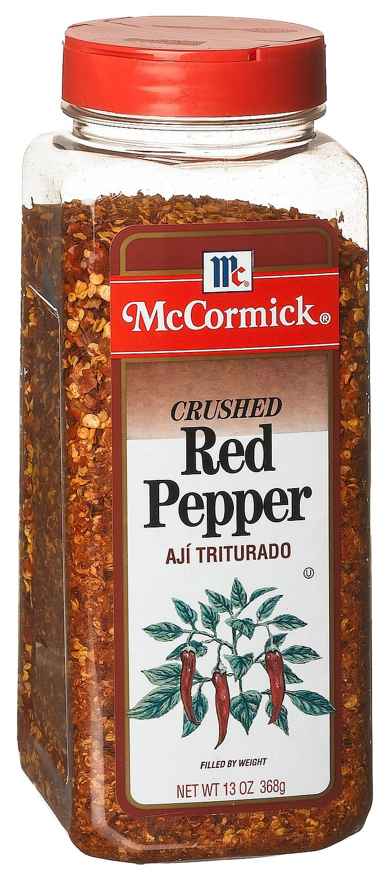 McCormick Red Pepper, Crushed, 13-Ounce Units (Pack of 3)