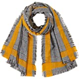 Only Onlhilde Check Woven Scarf Bufanda para Mujer