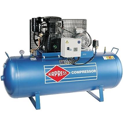Compresor de aire estacionario