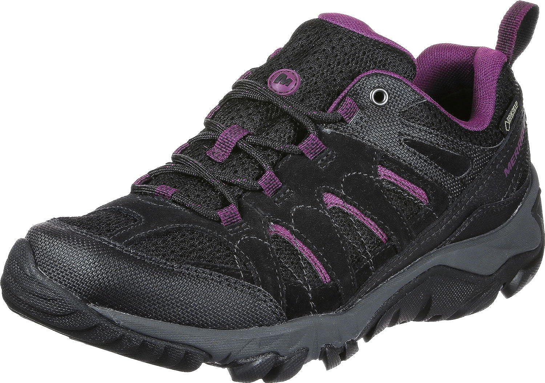 noir 41 EU Merrell femmes chaussures Outmost Vent GTX noir