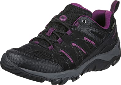 Merrell Outmost Vent GTX Shoes Women Black 2018  Amazon.co.uk  Shoes ... 797a7cdd24