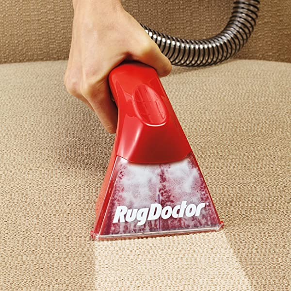 Rug Doctor Deep Carpet Cleaner, Extracts Dirt And Removes Tough Pet Stains  And Odors,