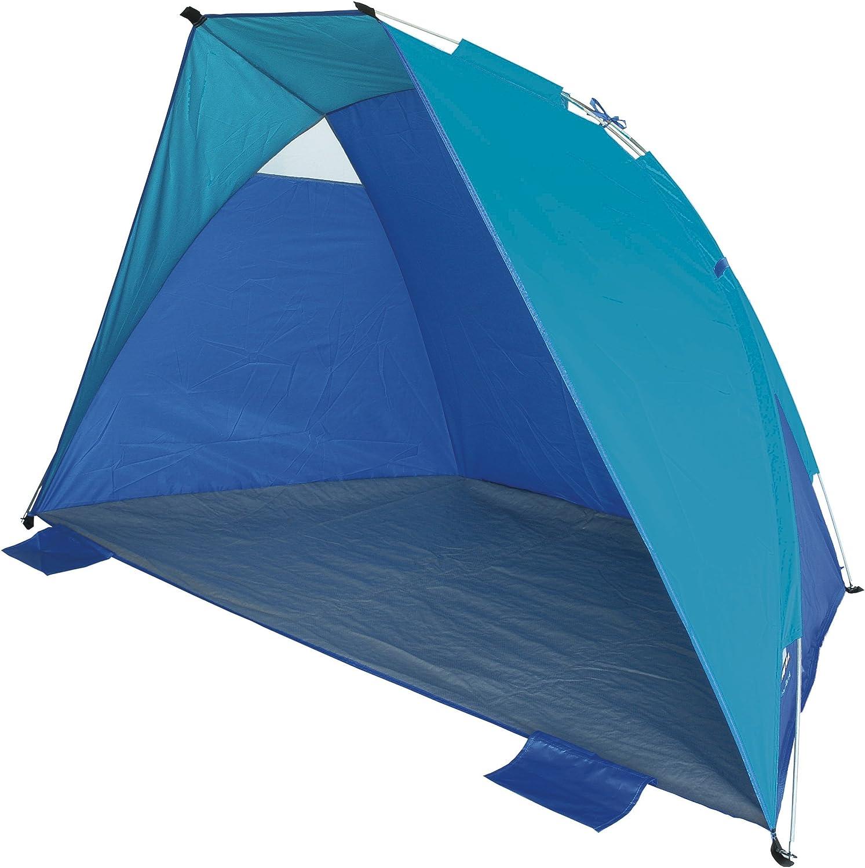 Ray-Velocity Tienda de Playa para el Beb/é Instant/áneas Refugio con Sistema Pop-up con Mini Piscina Desmontable Protecci/ón UV para la Familia Infantil Camping Picnic Jard/ín Al Aire Libre