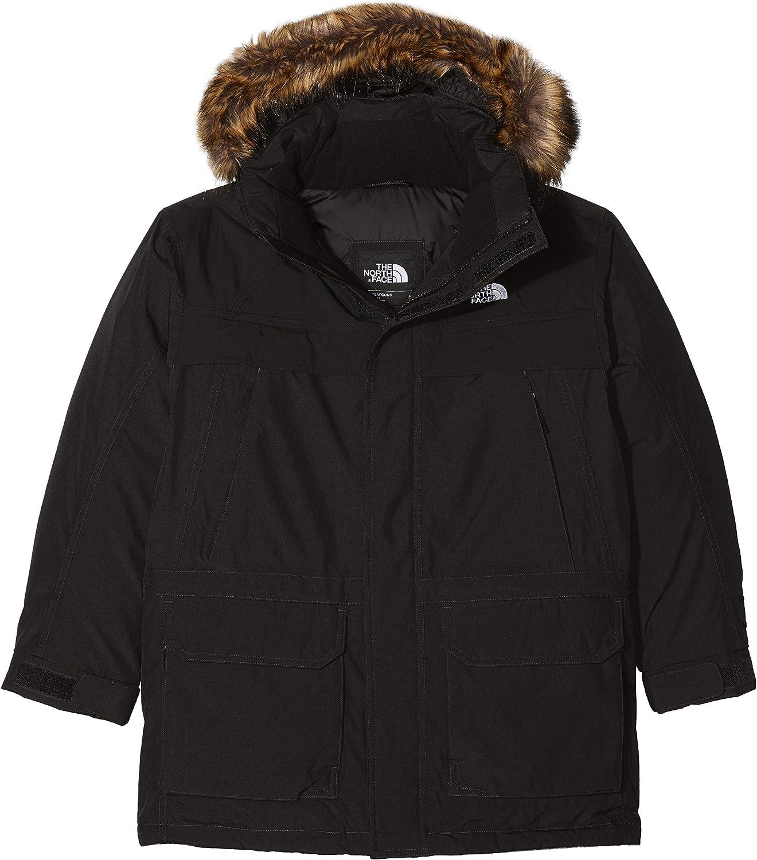 The North Face Boy McMurdo, Parka impermeable con relleno de plumón para niño