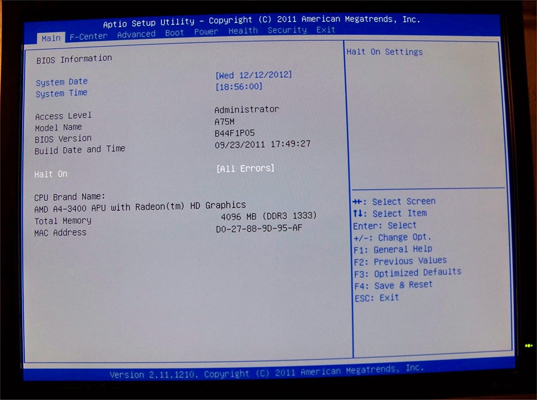 AD3400OJHXBOX Retail AMD A4-3400 APU with AMD Radeon 6410 HD Graphics 2.7GHz Socket FM1 65W Dual-Core Processor
