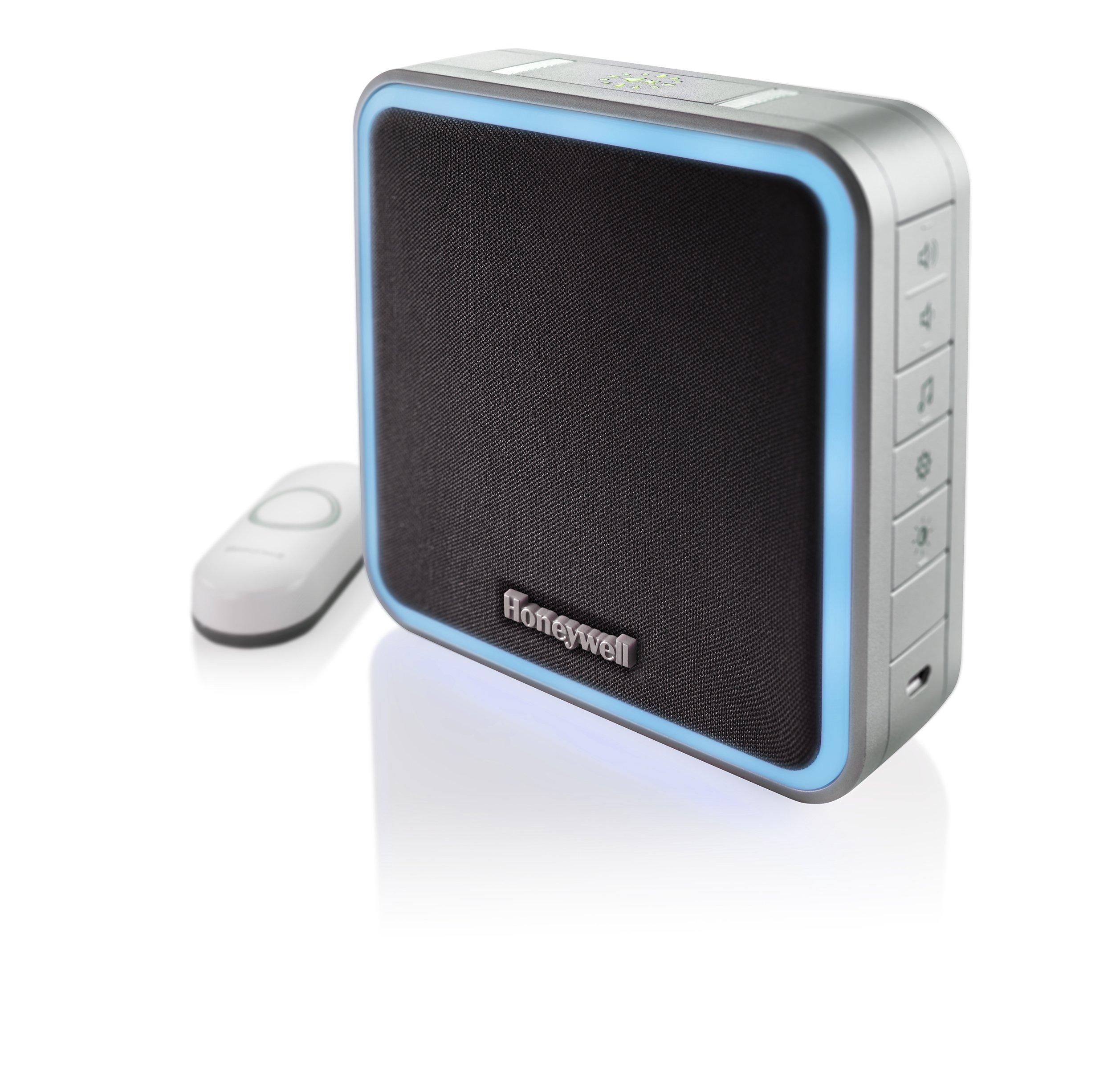 Honeywell RDWL917AX2000/E Series 9 Portable Wireless Doorbell / Door Chime & Push Button by Honeywell (Image #3)