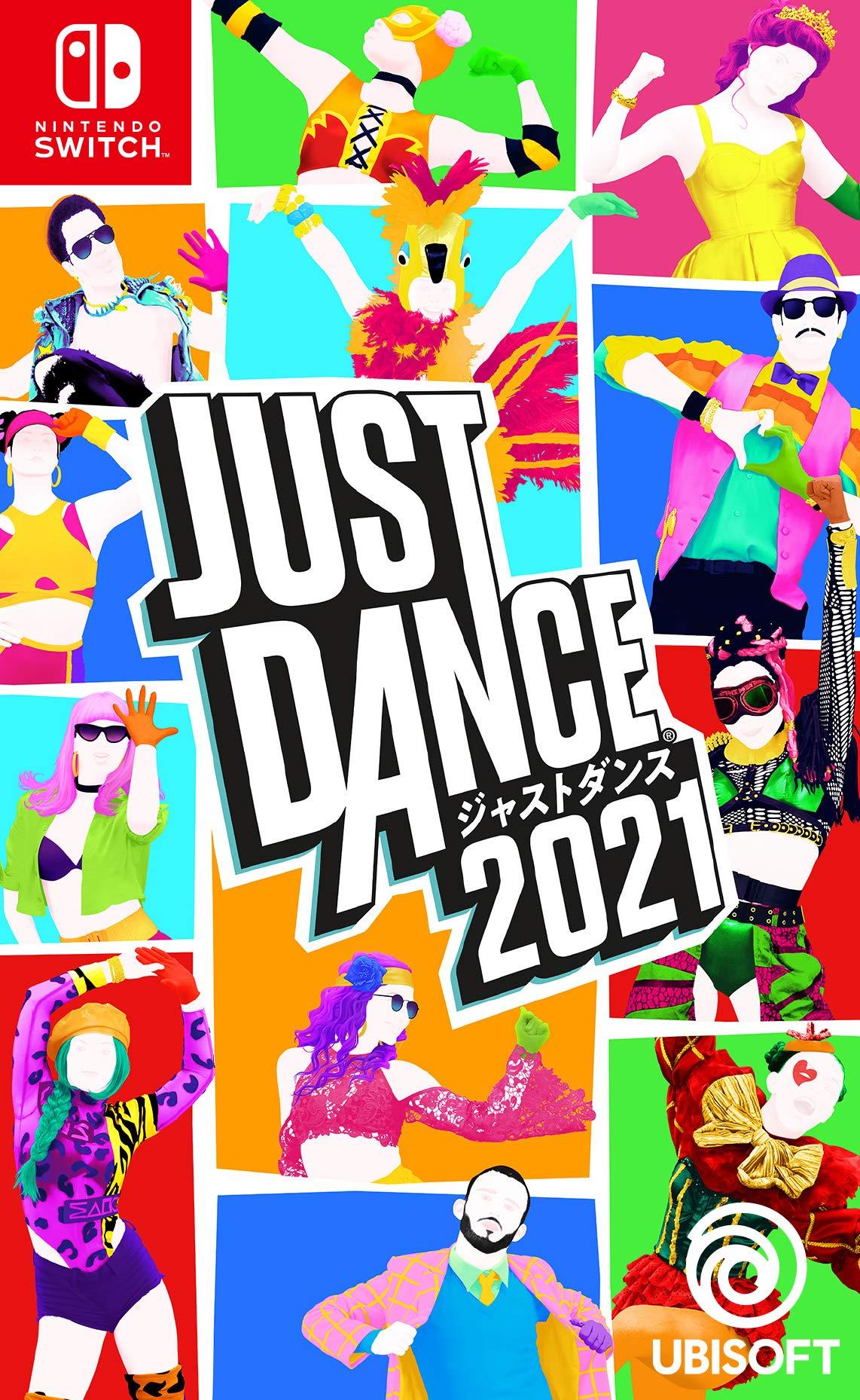 踊ってエクササイズもできる!Switch・PS4『ジャストダンス2021』【11月12日発売!】割引情報 PS5、XSXでも発売予定