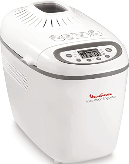 Panificadora moulinex home bread